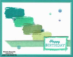 Textures   frames stepped blocks birthday watermark