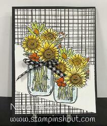 Newsletter sept 16 2021 jar of flowers