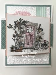 Spring friendship card 1