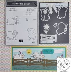 Counting sheep sale a bration