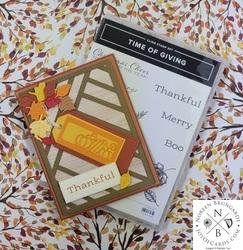 World card making day thankful