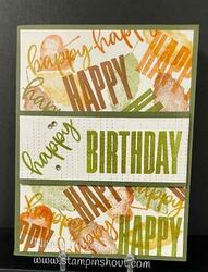 Newsletter sept 30  leaves happy birthday