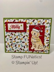 Sweet little stockings very merry