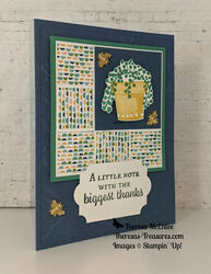 Stampin up simply succulents thank you card tilt r wm