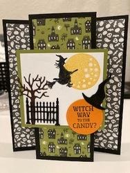 Halloween fold