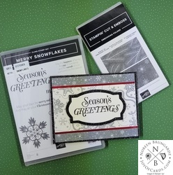 How to emboss with embossing folders