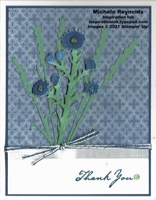 Nature s harvest cornflower bouquet thanks watermark