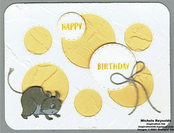 Nuts about squirrels mouse cheese dream birthday watermark