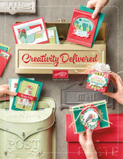 2017 Stampin' Up Holiday Catalog
