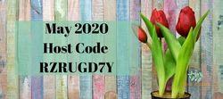 May 2020 host code