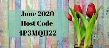June  2020 host code