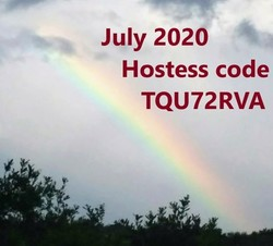 July 2020 rainbow for widget