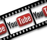 Youtube film strip