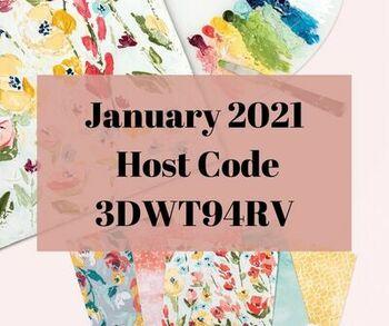 January 2021 host code