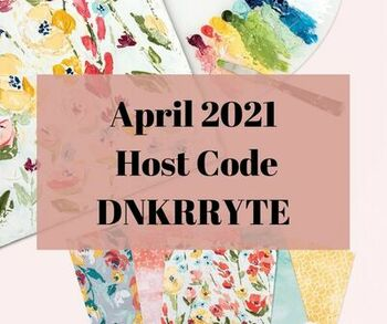 April 2021 host code