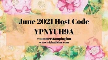 June host code 2021