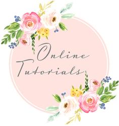 Blossom designs online tutorials