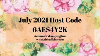 July host code 2021