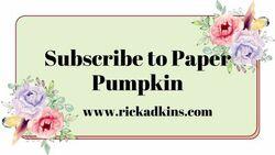 Paper pumpkin  graphic