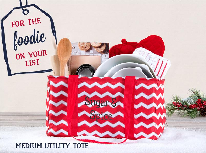Medium Utility Tote