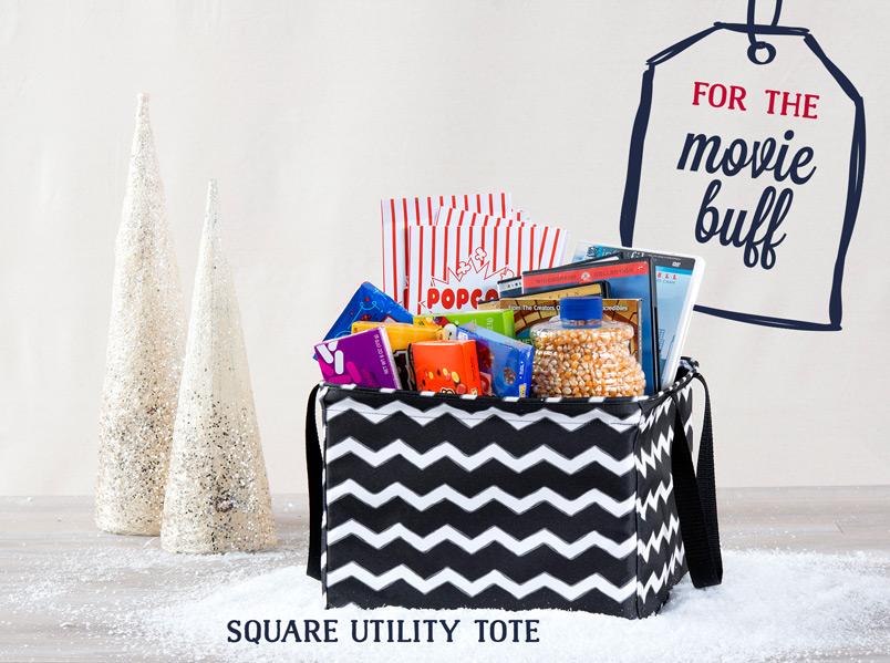 Square Utility Tote