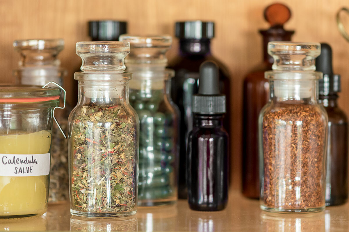 Your home apothecary