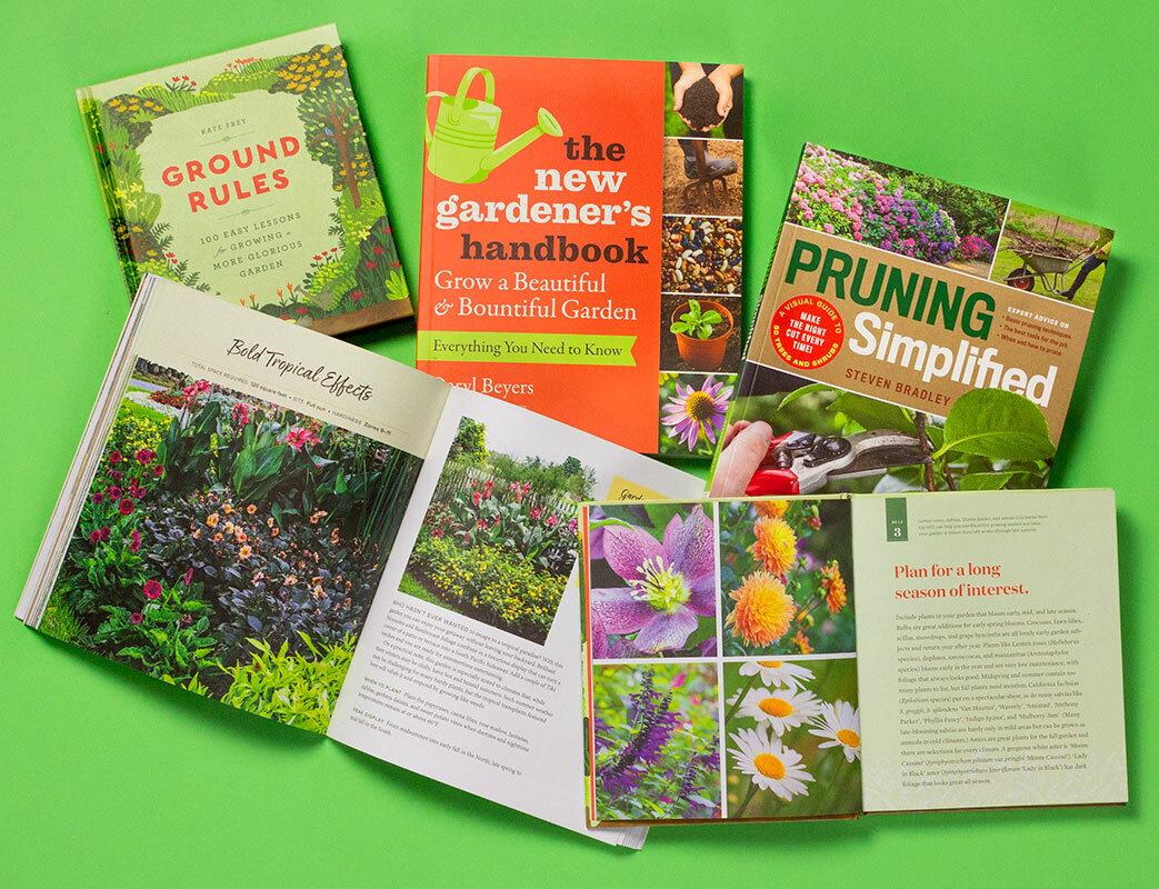 For new gardeners