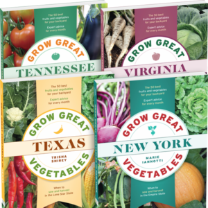 Grow Great Vegetables State-by-State Serie