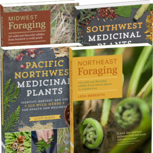 Regional Foraging Guides Serie