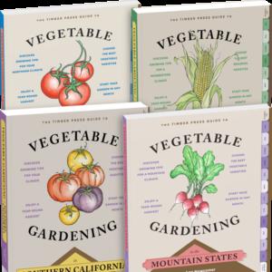 Regional Vegetable Gardening Guides Serie