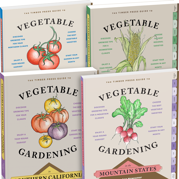 Regional Vegetable Gardening Guides