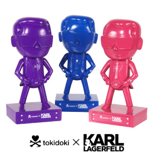 tokidoki x Karl Lagerfeld