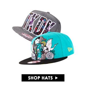 tokidoki tkdk hats