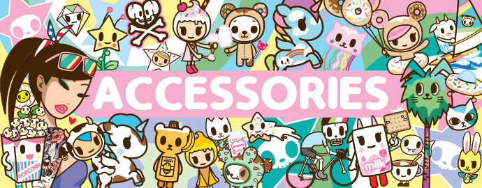 tokidoki pins, watches and more!