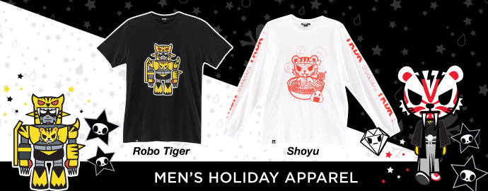 tokidoki/TKDK Men's Apparel!