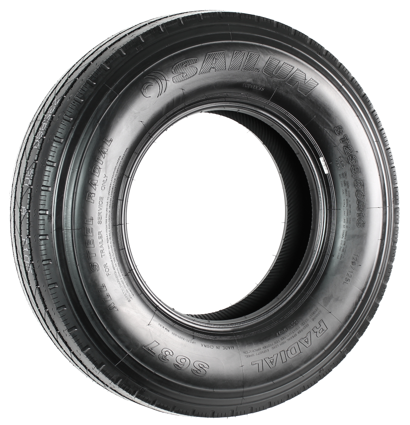Sailun ST235/80R16 LRG 14-Ply Radial Tire Image