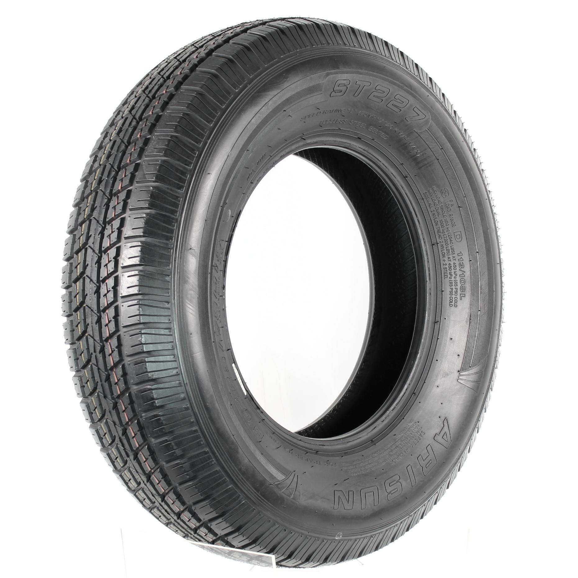 Arisun ST205/75D14 LRC Bias Tire  Image