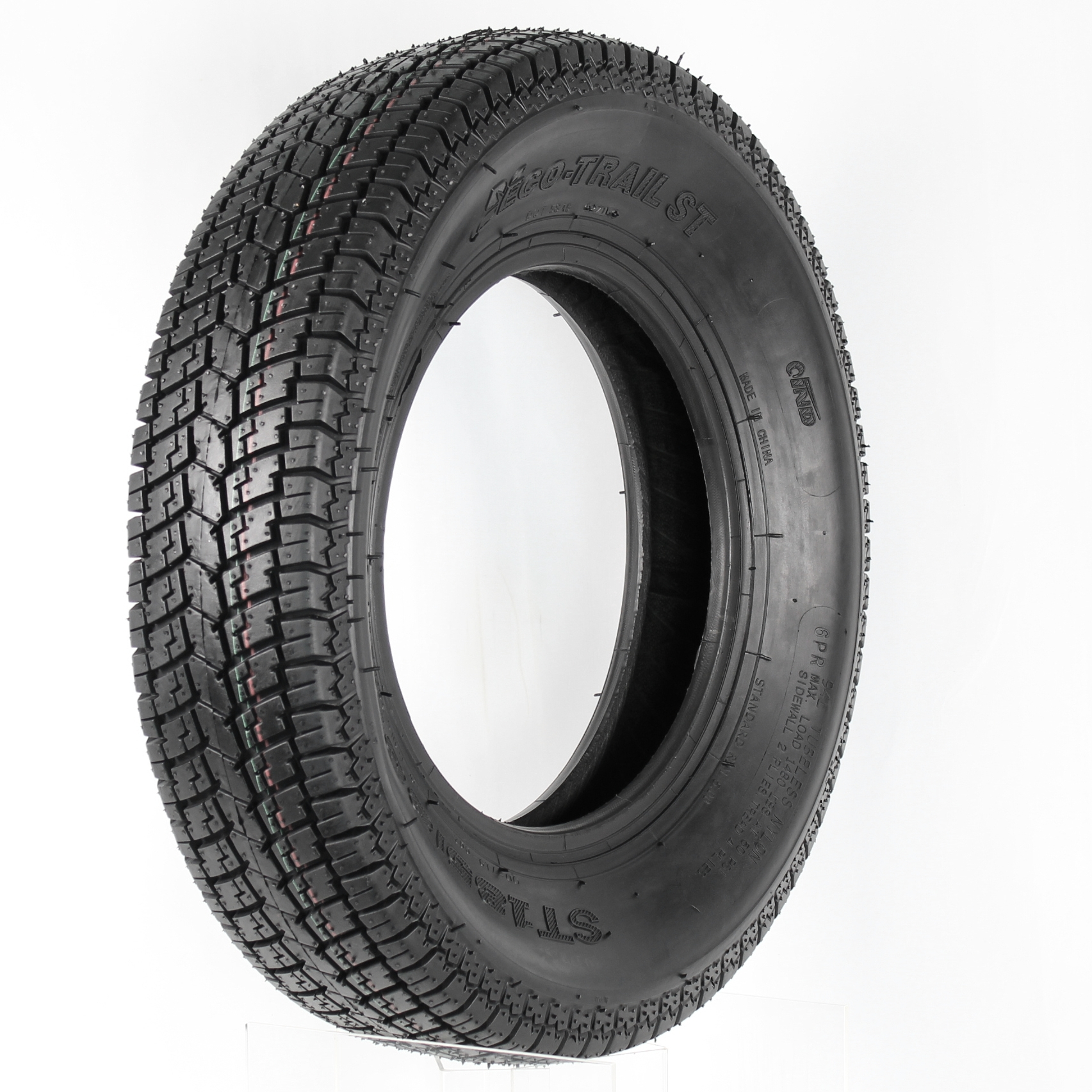 Eco-Trail ST185/80D13 LRD Bias Tire  Image
