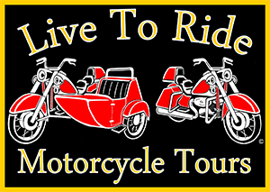 Live To Ride Motorcycle Tours