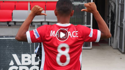 Jheison Macuace to Hume City FC!
