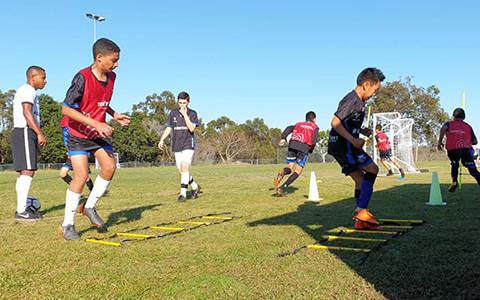 Football Development Programs
