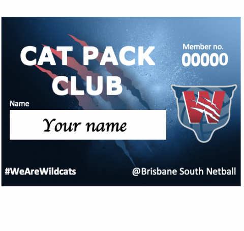 CAT PACK fan club  join today!