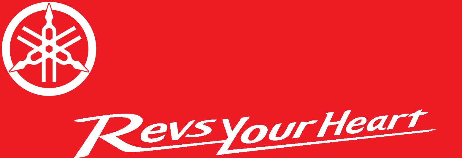 Yamaha Logo Reverse