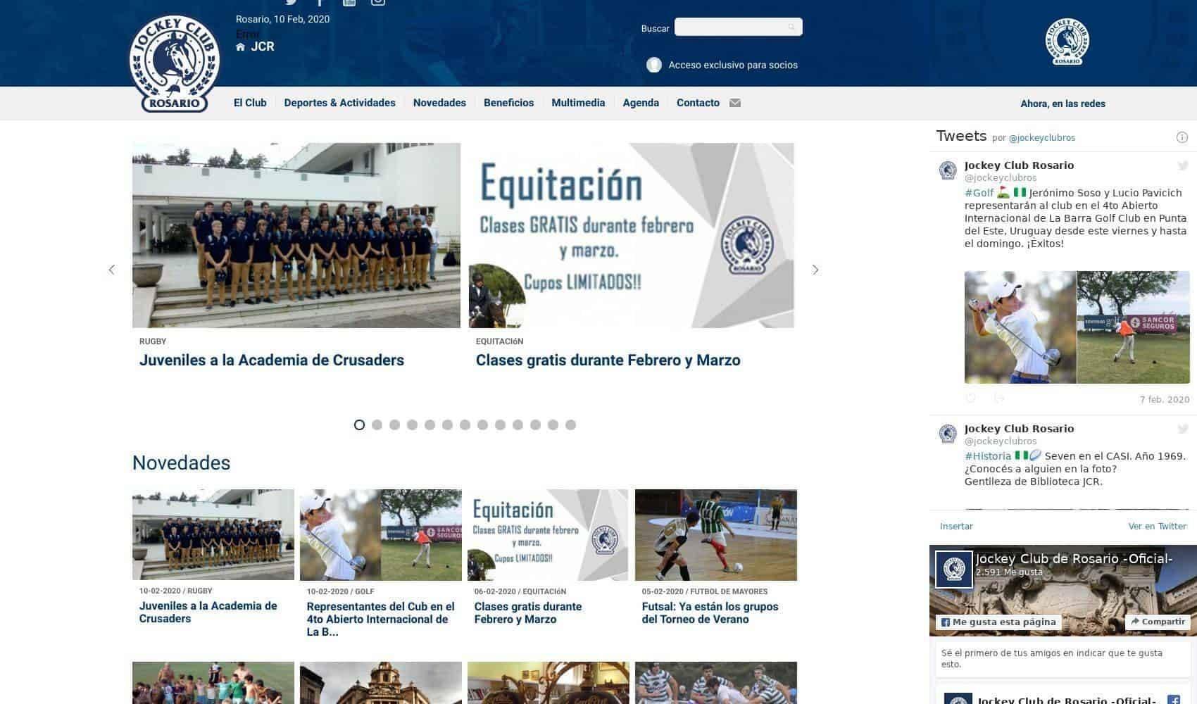 Jockey Club de Rosario