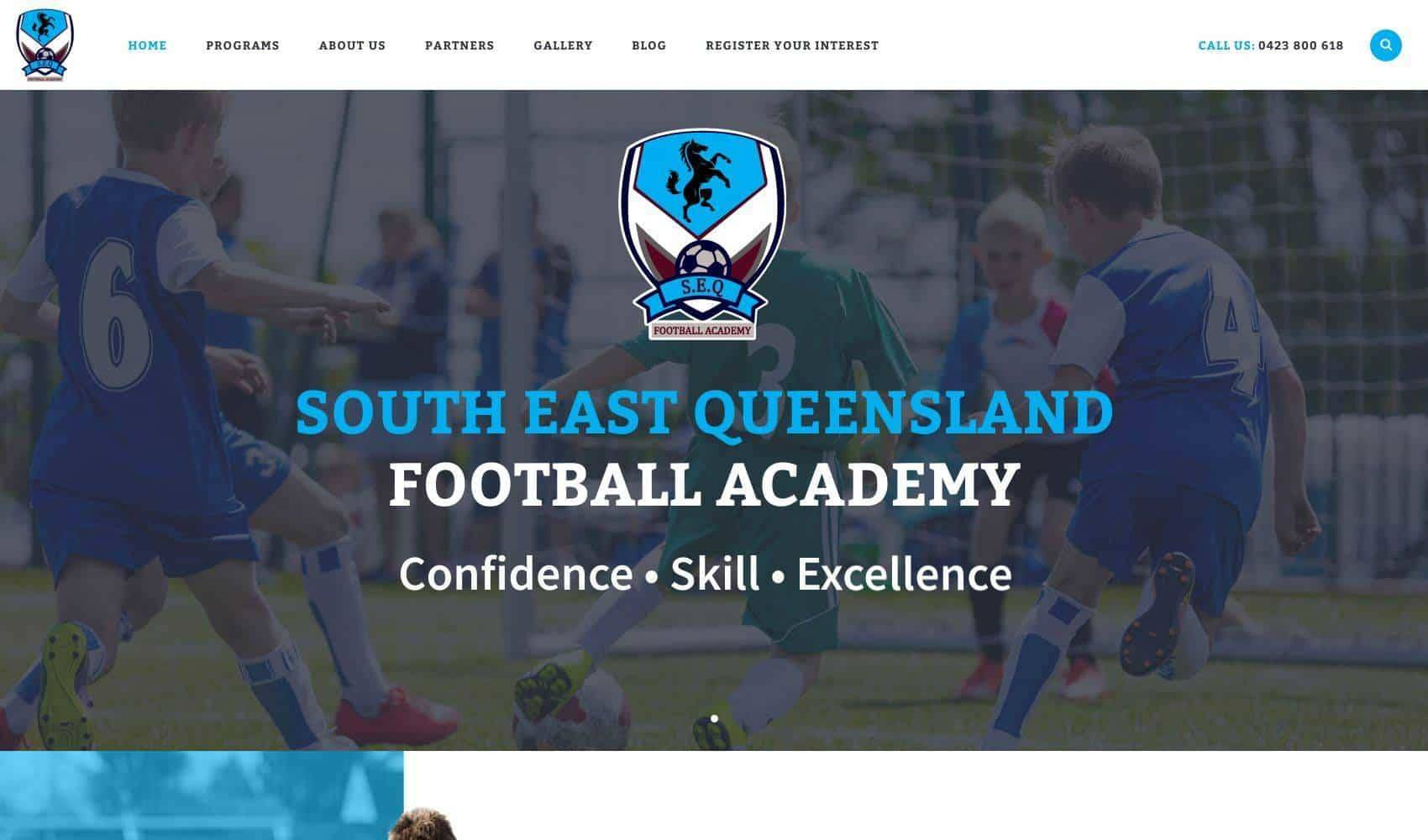 SEQ Football Academy
