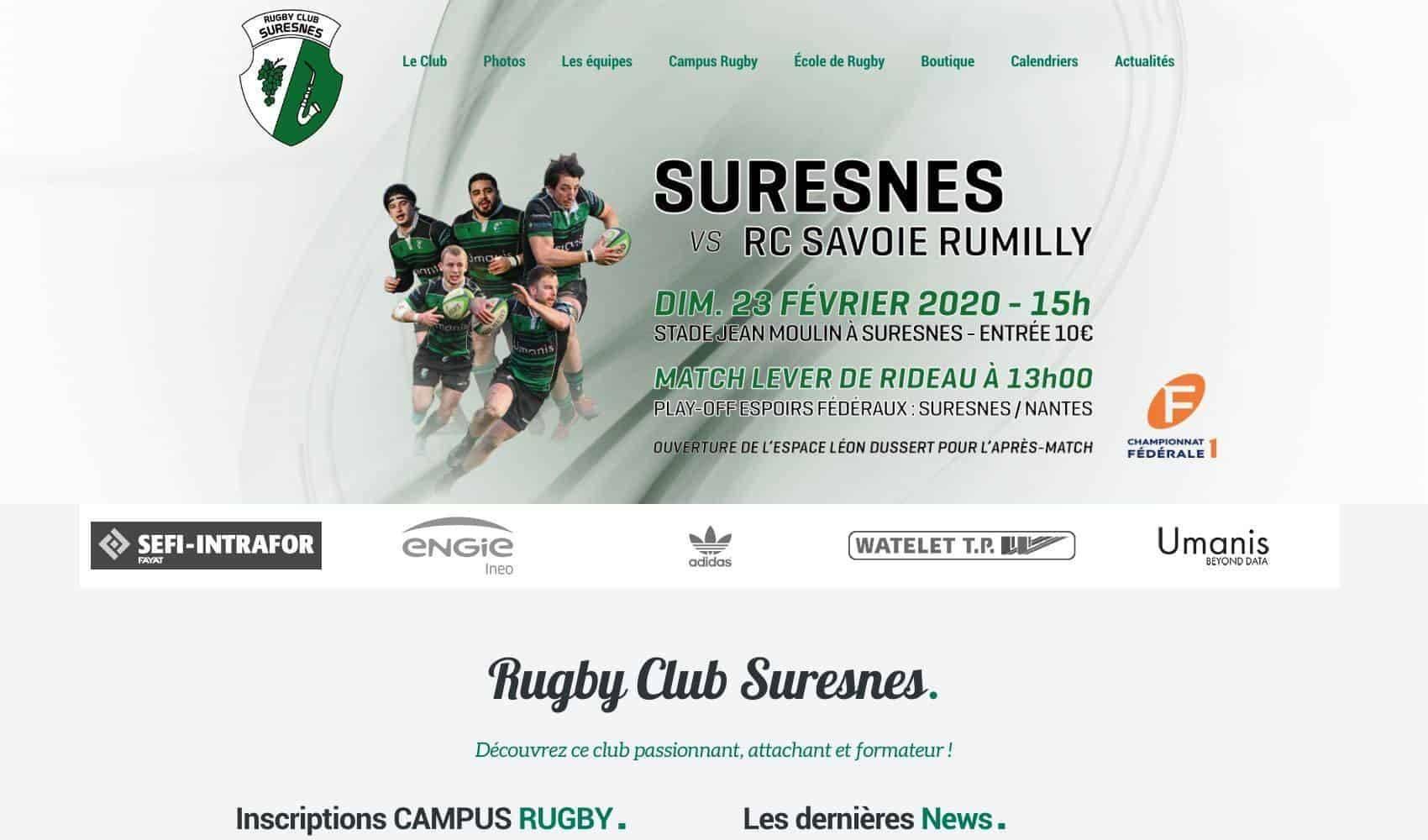 Rugby Club de Suresnes (Suresnes)