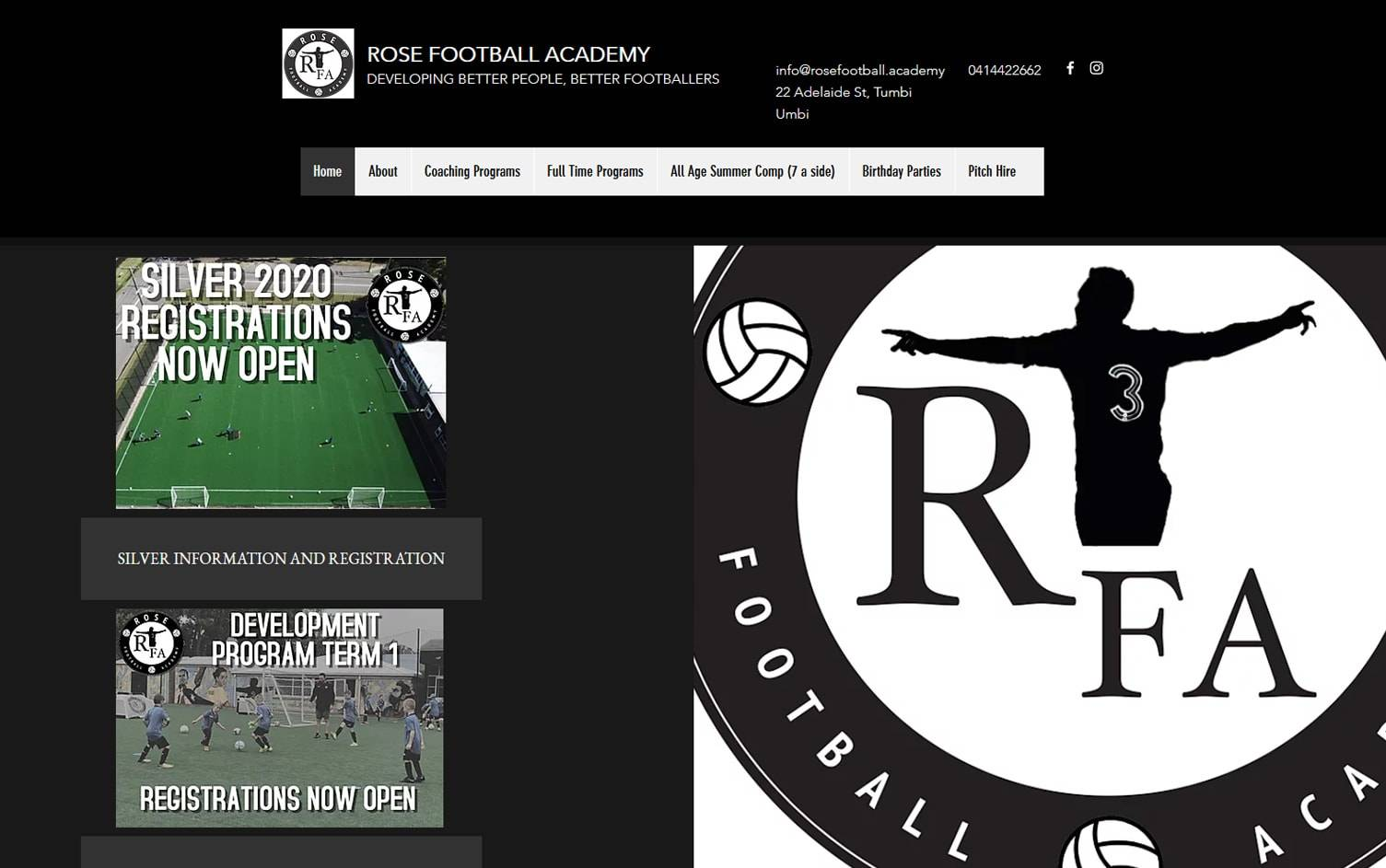 Rose Football Academy