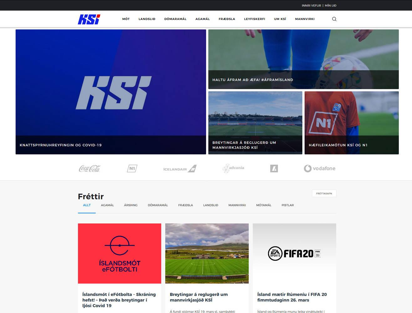 Football Association of Iceland (KSI)