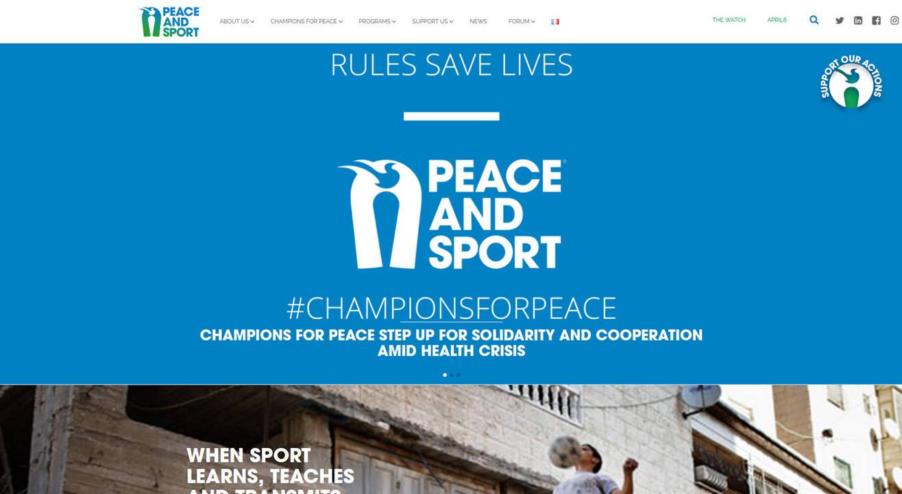 Peace & Sport