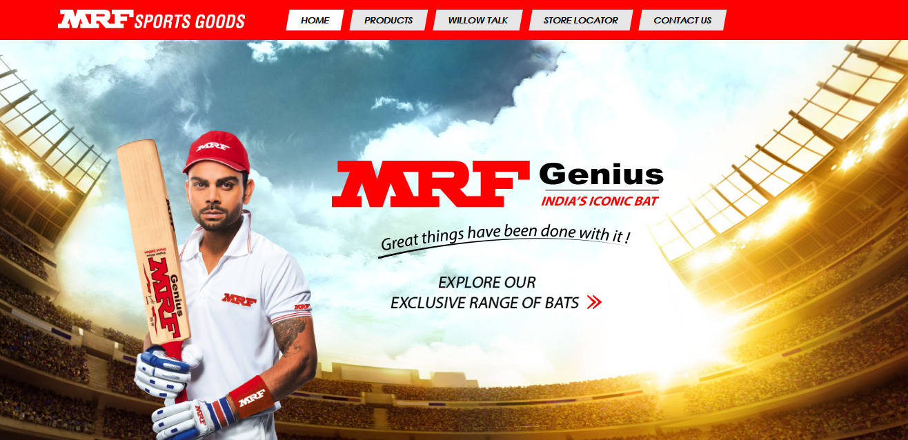 MRF Sports Goods